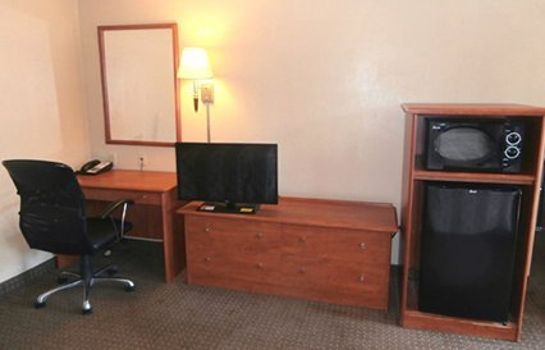 Chambre Econo Lodge  Inn & Suites I-35 at Shawnee Mission