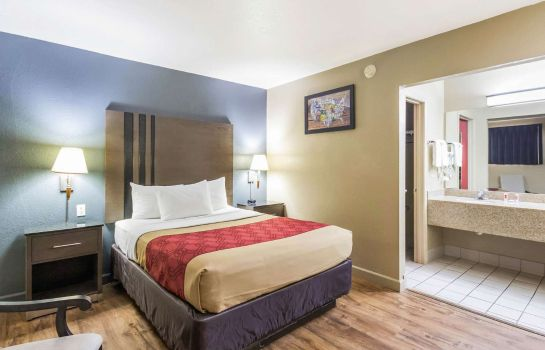 Chambre Econo Lodge  Inn and Suites I-35 at Shaw