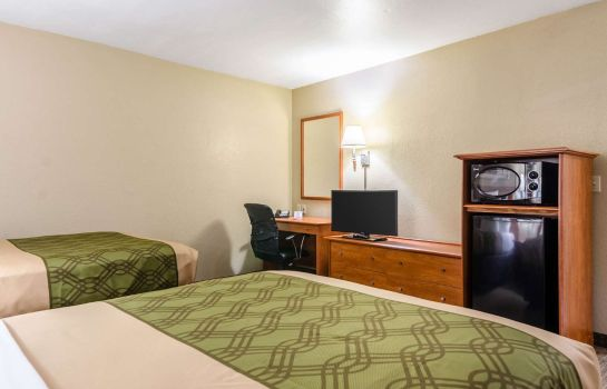 Pokój Econo Lodge  Inn & Suites I-35 at Shawnee Mission