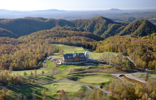 Vista esterna LODGE AND COTTAGES AT PRIMLAND