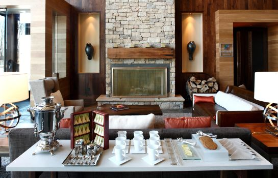 Restaurant Lodge and Cottages at Primland