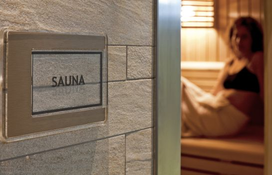 Sauna Eureka Palace Hotel SPA Resort