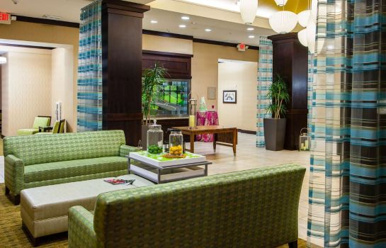 Hall de l'hôtel Hilton Garden Inn Arlington Shirlington