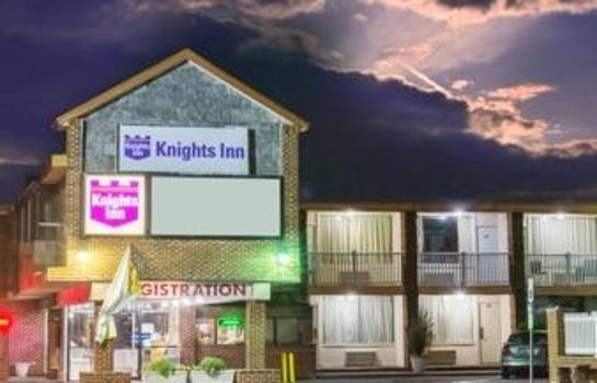 Info KNIGHTS INN ATLANTIC CITY