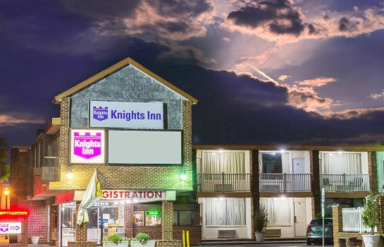 Informacja KNIGHTS INN ATLANTIC CITY