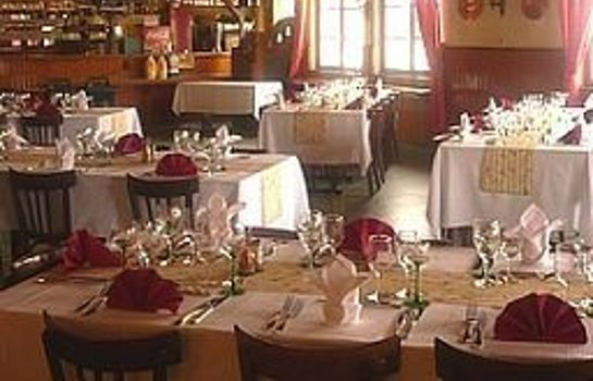 Restaurant Le Rouge Gazon Logis