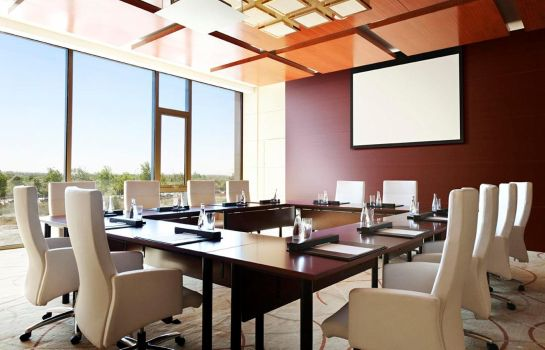 Conference room Cordis Beijing Capital Airport