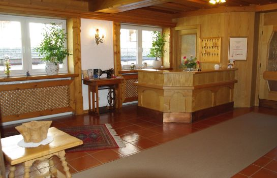 Empfang Heike Hotel-Pension