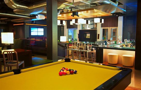 Hotel-Bar Aloft Tulsa