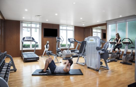 Sports facilities Relais SPA Chessy