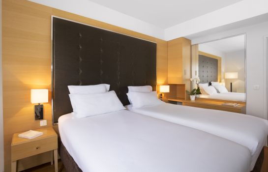 Double room (standard) Relais SPA Chessy