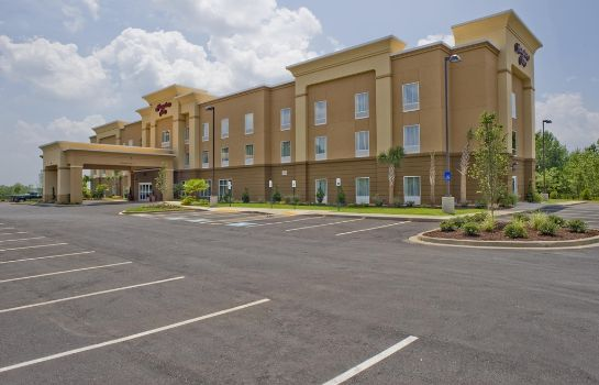 Außenansicht Hampton Inn Anderson-Alliance Business Park SC
