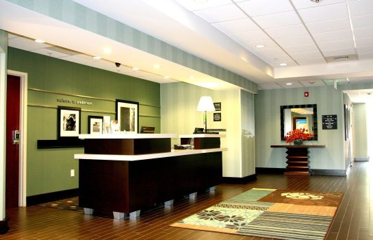 Hotelhalle Hampton Inn Anderson-Alliance Business Park SC