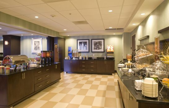 Restaurant Hampton Inn Anderson-Alliance Business Park SC