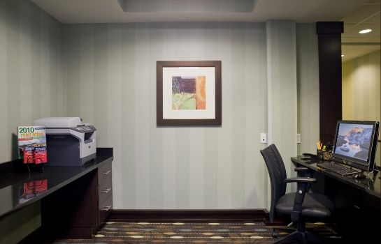Info Hampton Inn Anderson-Alliance Business Park SC