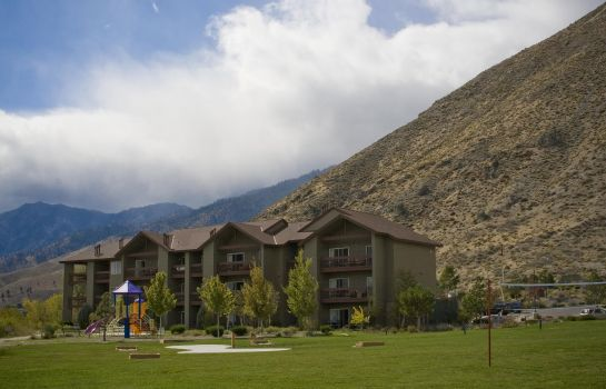 Vista esterna CELEBRITY RESORTS CARSON VALLEY- DAVID W