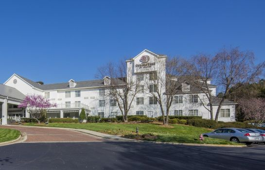 Exterior view DoubleTree Raleigh Durham Airport at Research Triangle Park