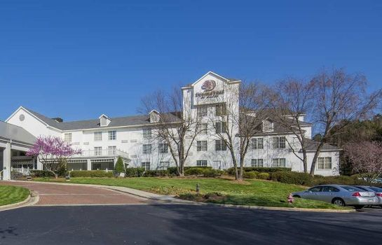 Außenansicht DoubleTree Raleigh Durham Airport at Research Triangle Park