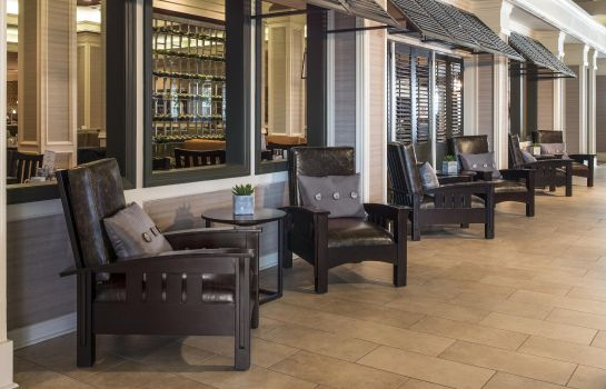 Hotelhalle DoubleTree Raleigh Durham Airport at Research Triangle Park