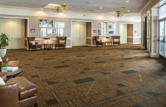 Conference room DoubleTree Raleigh Durham Airport at Research Triangle Park