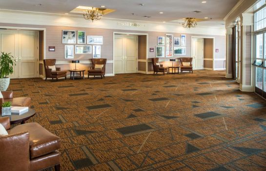 Tagungsraum DoubleTree Raleigh Durham Airport at Research Triangle Park