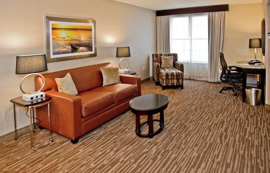 Chambre DoubleTree Raleigh Durham Airport at Research Triangle Park