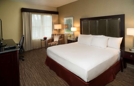 Room DoubleTree Raleigh Durham Airport at Research Triangle Park