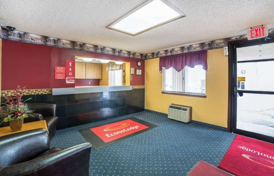 Hall Econo Lodge Evanston