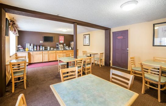 Restaurante Econo Lodge Evanston