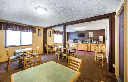 Restaurant Econo Lodge Evanston
