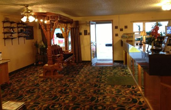 Interior view Dunes Motel Hillsboro