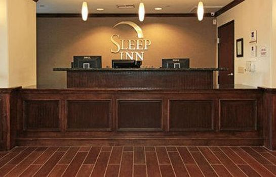 Hotelhalle Sleep Inn & Suites Bush Intercontinental - IAH East