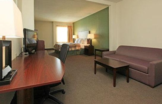 Suite Sleep Inn & Suites Bush Intercontinental - IAH East