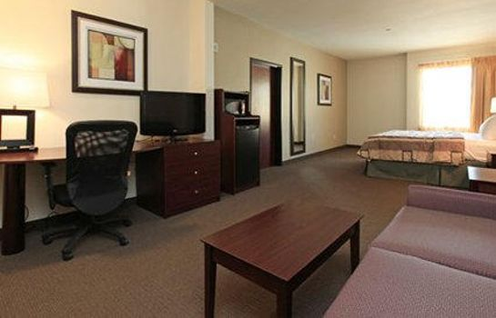 Suite Sleep Inn and Suites Bush Intercontinent Sleep Inn and Suites Bush Intercontinent
