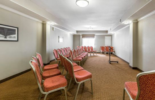 Conference room Sleep Inn and Suites Bush Intercontinent Sleep Inn and Suites Bush Intercontinent