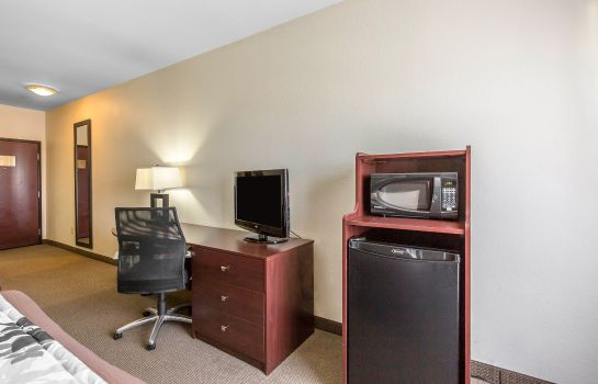 Zimmer Sleep Inn & Suites Bush Intercontinental - IAH East