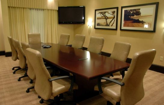 Conference room Hilton Garden Inn Jacksonville Downtown Southbank