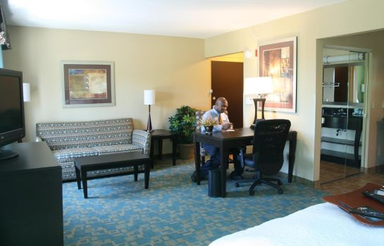 Suite Hampton Inn & Suites Jacksonville-Beach Boulevard/Mayo Clinic Area