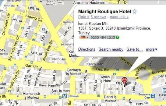 Info Marlight Boutique