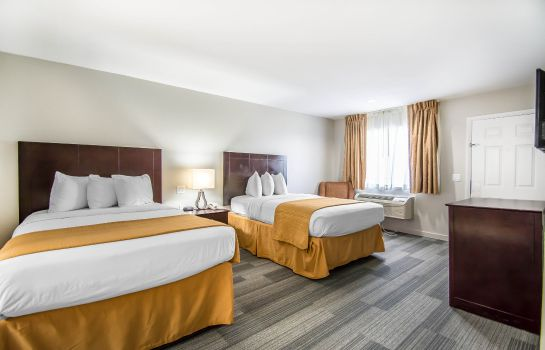 Habitación Quality Inn and Suites By the Parks