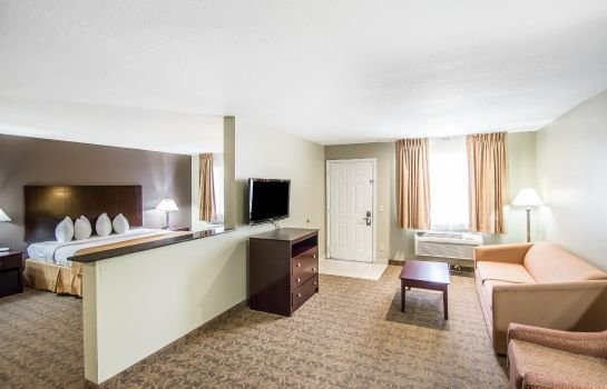 Zimmer Quality Inn & Suites By the Parks