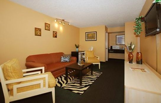 Suite Econo Lodge Kissimmee