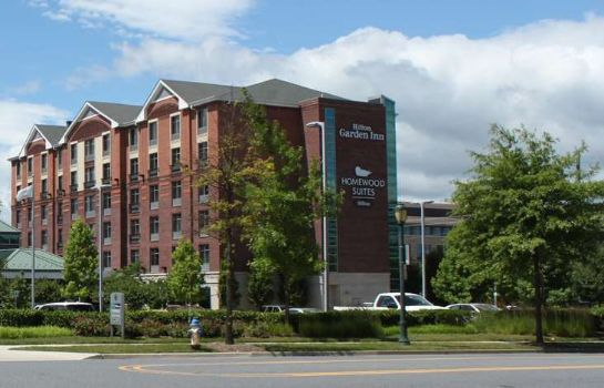 Vista esterna Homewood Suites by Hilton Rockville-Gaithersburg
