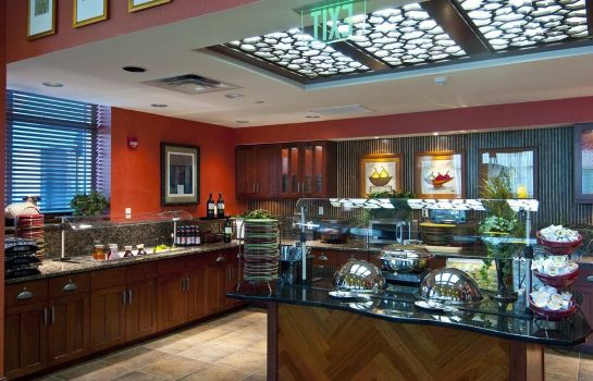 Hotel bar Homewood Suites by Hilton Rockville-Gaithersburg