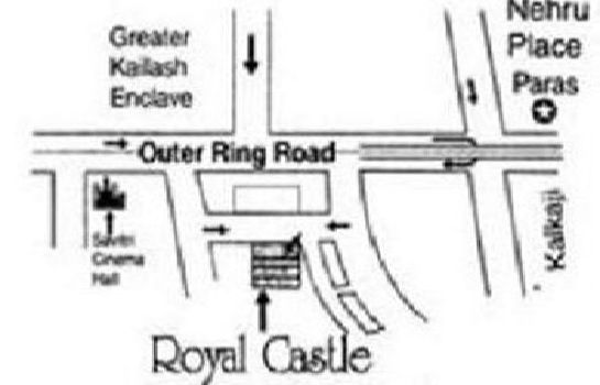 Informacja HOTEL ROYAL CASTLE GRAND