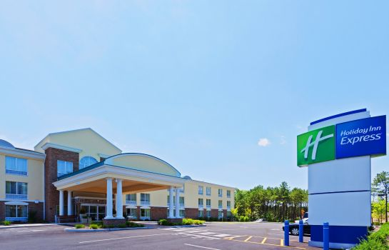 Exterior view Holiday Inn Express NEPTUNE
