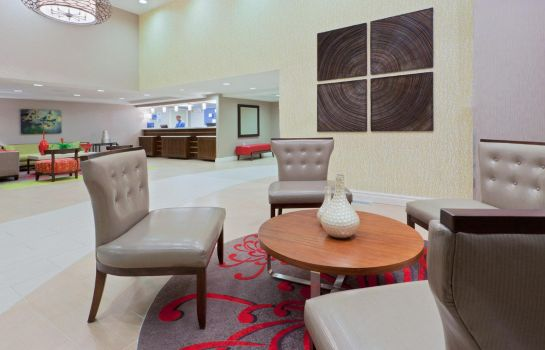Lobby Holiday Inn Express NEPTUNE