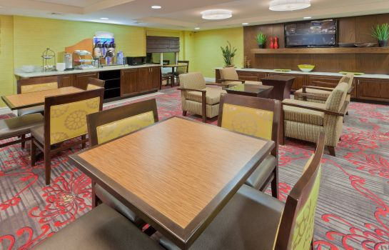 Restaurant Holiday Inn Express NEPTUNE