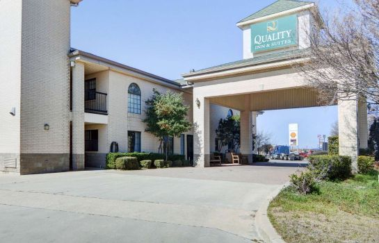 Vista exterior Quality Inn & Suites Weatherford