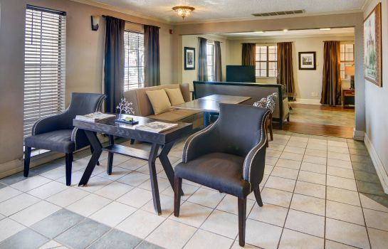 Hol hotelowy Quality Inn & Suites Weatherford